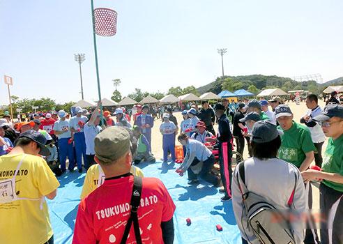 県ゆうあいスポーツ大会