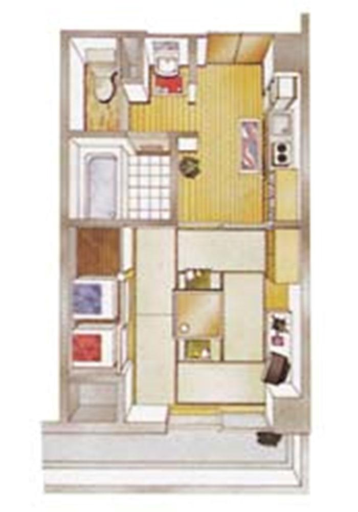 個室 44室