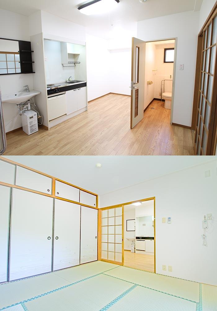 夫婦部屋 5室