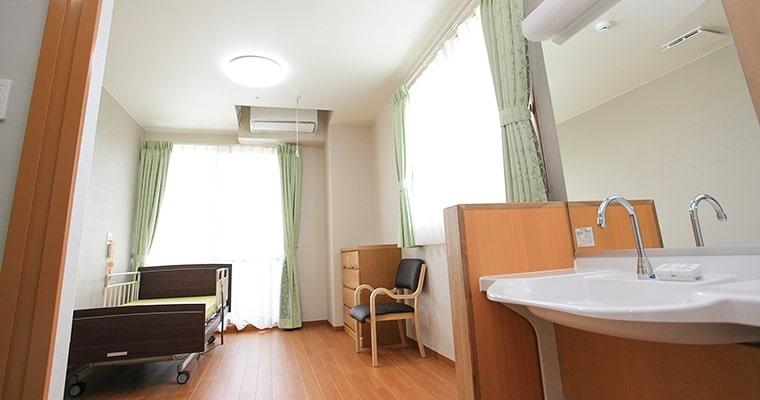 居室環境が充実